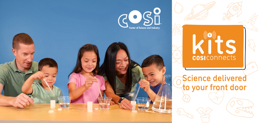 COSI Connects Kits