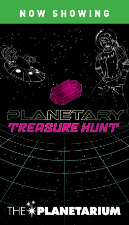 Planetary Treasure Hunt