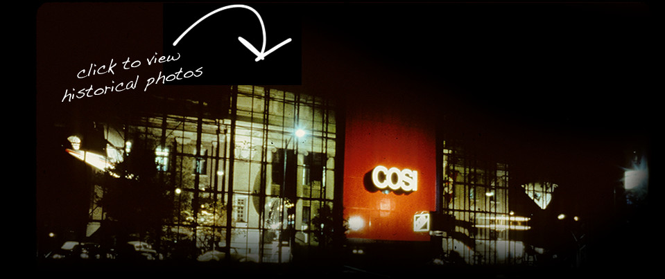 Old COSI Building