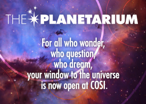 COSI - Planetarium
