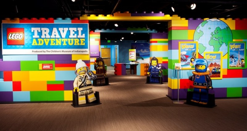 "LEGO® Travel Adventure Asks ""What Will You Build?"""