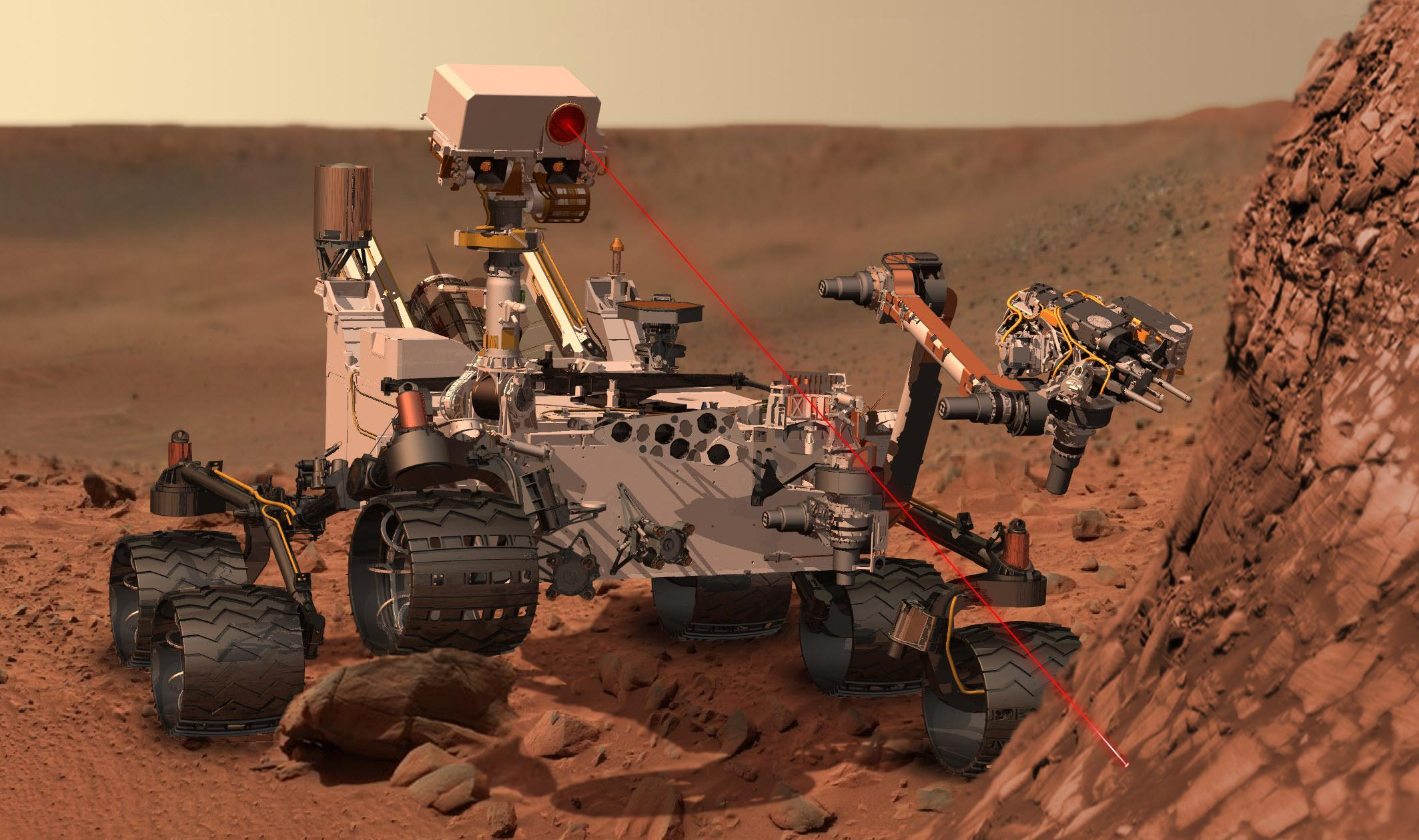 COSI Explores Mars in New Interactive Video Conference