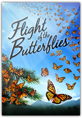 Flight of the Butterflies (3D)