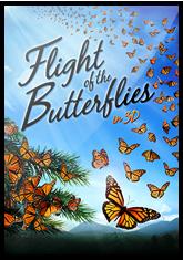Flight of the Butterflies (3D)