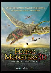 Flying Monsters (3D)