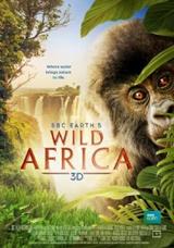 Wild Africa (3D)