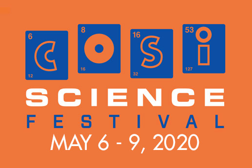 COSI Announces Dates for 2020 COSI Science Festival, Welcomes New Partner Cities