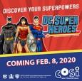 Member Preview - DC Superheroes