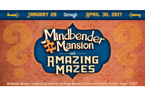 Unlock the Puzzle and Put Your Brainpower to the Test in Mindbender Mansion and Amazing Mazes