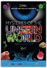 Mysteries of the Unseen World (3D)